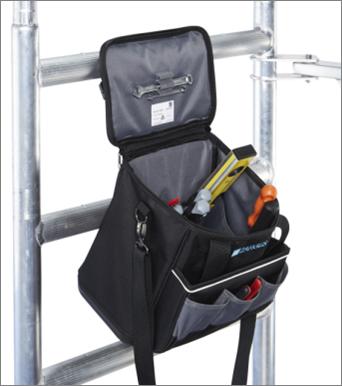 Новые принадлежности для лестниц и передвижных вышек